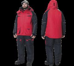 Костюм зимний Alaskan NewPolar M красный/черный раз. XL