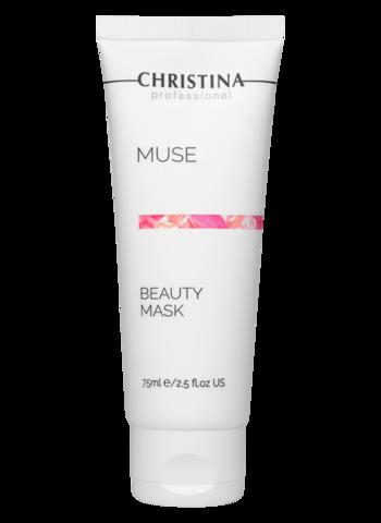 Сhristina Маска красоты с экстрактом розы | Muse Beauty Mask