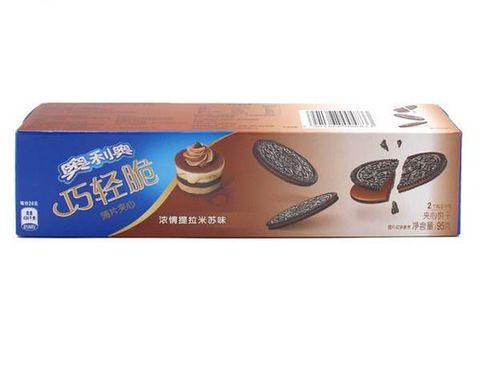Печенье Oreo со вкусом тирамису 97 гр
