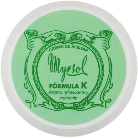 Мыло для бритья Myrsol formula K 150 гр