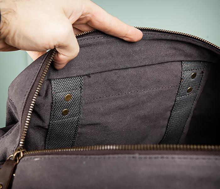 BAG500-1 Вместительная дорожная сумка для поездок фото 12