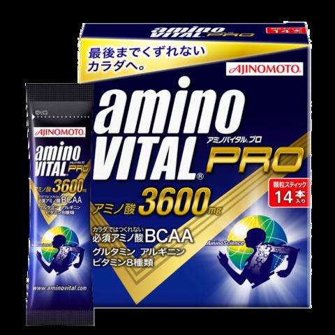 Аминокислоты AJINOMOTO aminoVITAL Pro 4,5г