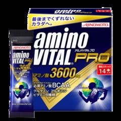 Аминокислоты Ajinomoto aminoVITAL Pro 14 порций 4,5 гр