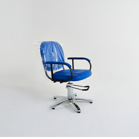 Чехол на кресло (Полиэтилен, прозрачный, 60х70 см, 100 шт/упк, стандарт)