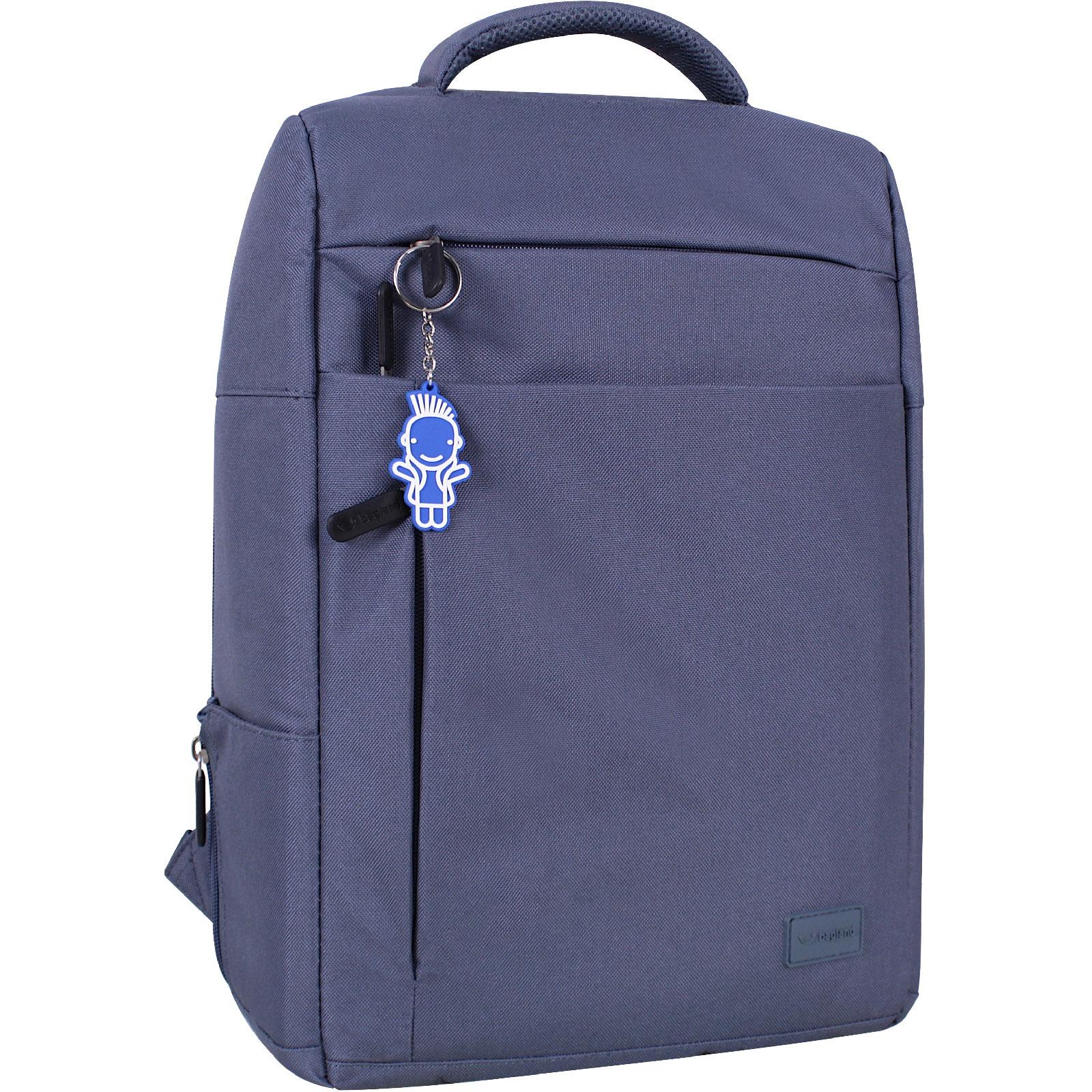 Мужские рюкзаки Рюкзак Bagland Волнорез 20 л. серый (0013866) IMG_0244.jpg