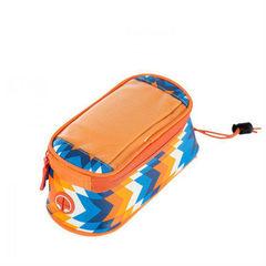 Велосипедная сумка на раму с отделением под смартфон Roswheel Trier (Оранжевый) L 121024LMH-H