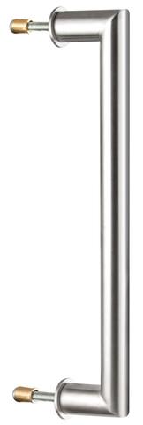 Ручка-скоба PH-23-25/300-INOX Fuaro (Фуаро) (нержавейка)