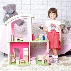 Craft Кукольный домик