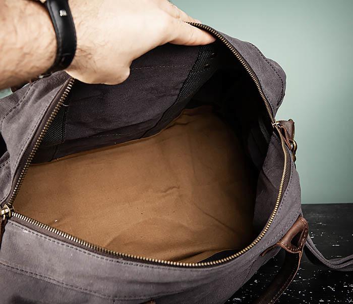 BAG500-1 Вместительная дорожная сумка для поездок фото 13