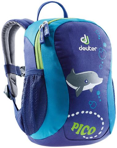 Рюкзаки Deuter Pico indigo-turquoise