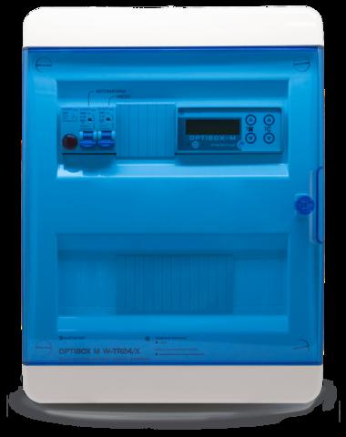 Модуль-шкаф автоматики вентиляции OPTIBOX M W/6A (только для 1ф. двиг.)