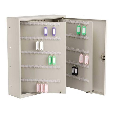 Шкаф для ключей KB-250 серый (на 250 ключей, металл)