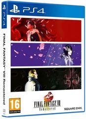 Final Fantasy VIII Remastered (PS4, английская версия)