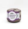 LANOSO LINO (50% Лен, 50% Вискоза, 50гр/175м) 926 Горький шоколад