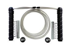 Скакалка утяжеленная Original FitTools профессиональная FT-JR-83 - 2