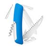 Швейцарский нож SWIZA D05 Standard, 95 мм, 12 функций, синий