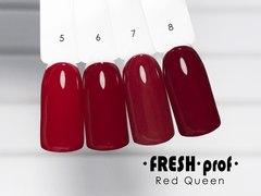 Гель лак Fresh Prof Red Queen 10мл R08
