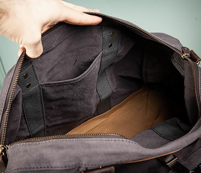 BAG500-1 Вместительная дорожная сумка для поездок фото 14