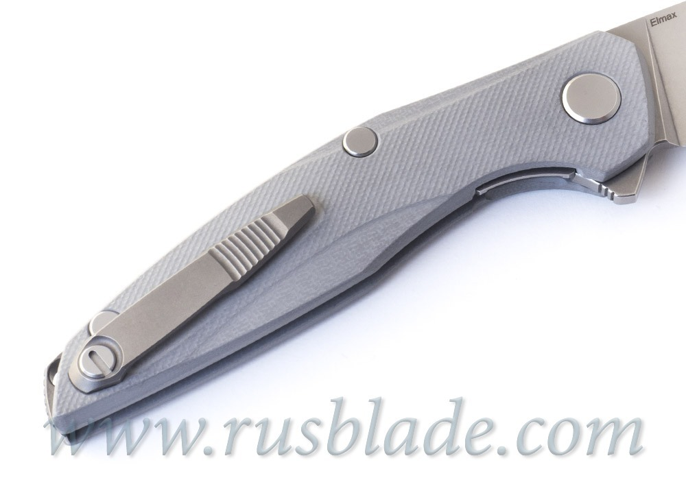 Shirogorov 111 Elmax G10 3D Light-Gray MRBS - фотография