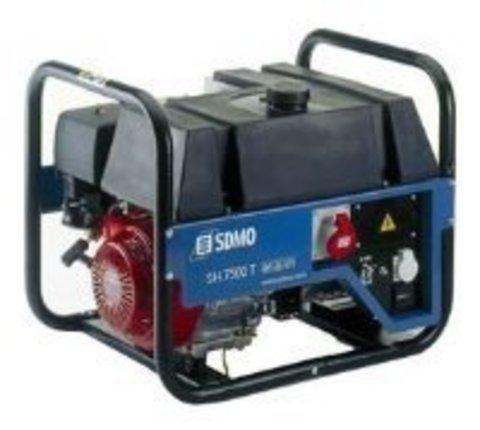 Кожух для бензиновой электростанции SDMO SH7500T S