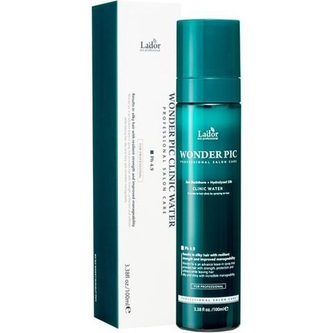 Lador Wonder Pick Clinic Water pH 4.9 мист для укрепления и защиты волос