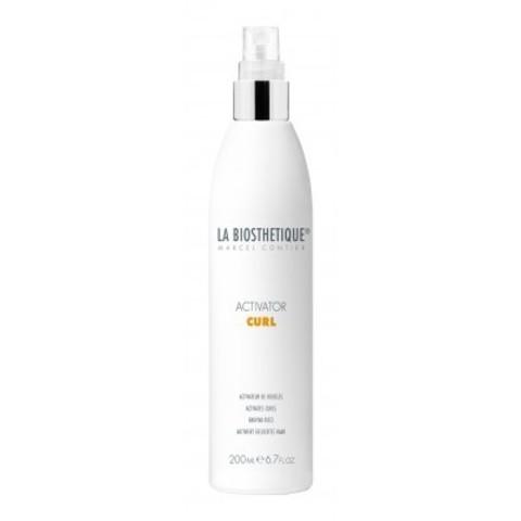 La Biosthetique Curl: Спрей-активатор для кудрявых волос (Activator Curl), 200мл
