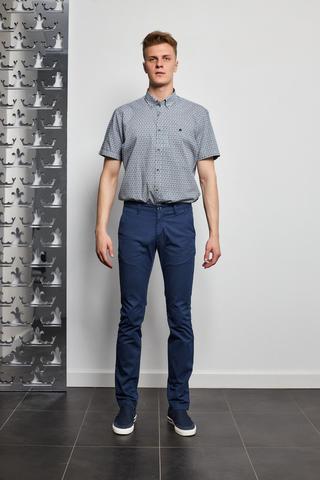 LERROS Рубашка в геометрический принт