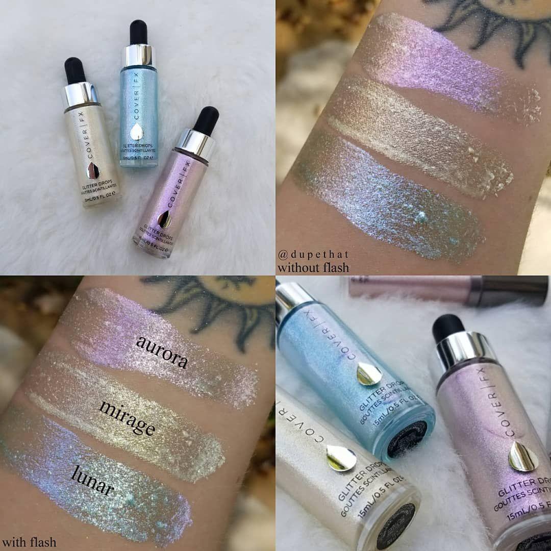 Cover FX Glitter Drops