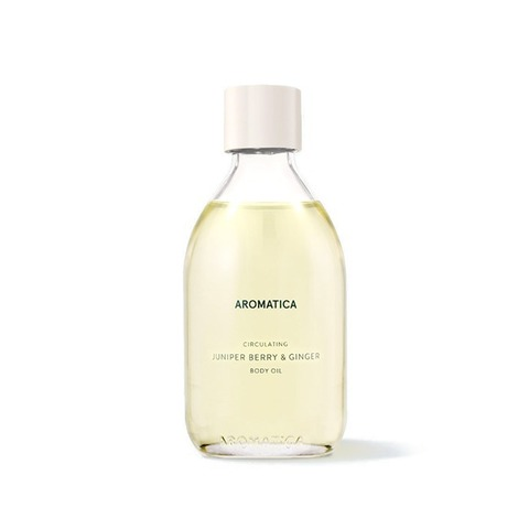 AROMATICA  Juniper Berry & Ginger Body Oil  Массажное масло для тела с можжевельником