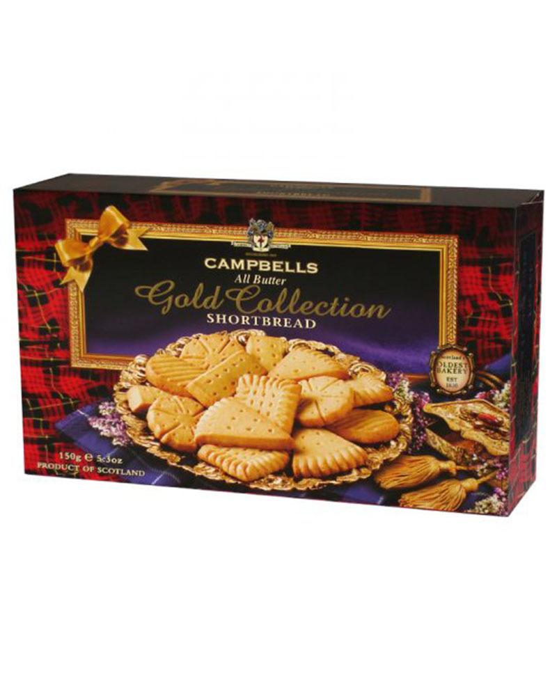 Песочное печенье CampbellsGold Collection, 150 гр.
