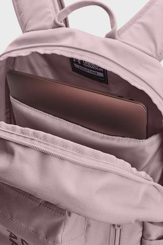 Розовый рюкзак UA Halftime Backpack-PNK Under Armour