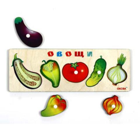 Доска Сегена Овощи-2