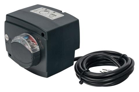 Сервопривод Stout SVM-0005-230016 для смесительных клап., ход 90, для пропорциональной рег.