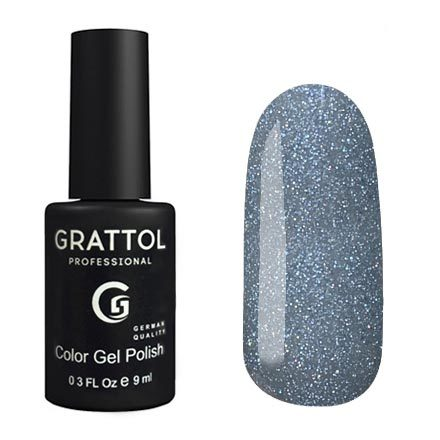 Гель-лак GRATTOL Agate 08 9мл