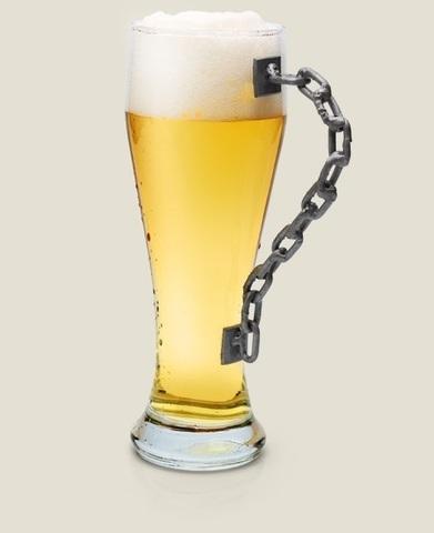 Пивной бокал «Брутальный» мини