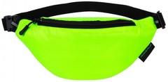 Поясная сумка для треккинга, походов и скандинавской ходьбы POWERUP GT - Grand Turizmo Lemon