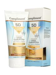 Compliment 5D Интенсивная крем-сыворотка для талии и живота моделирующая
