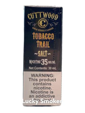 Жидкость Cuttwood Salt 30 мл Tobacco Trail