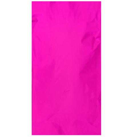 Скатерть блестящая ярко-розовая