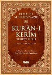 Kuran-ı Kerim Türkçe Meali ve Muhtasar Tefsiri