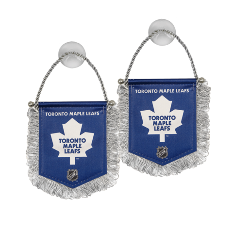 Вымпел NHL Toronto Maple Leafs