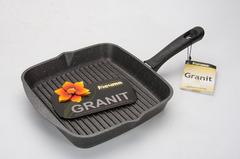 Сковорода-гриль 26см «Гранит»