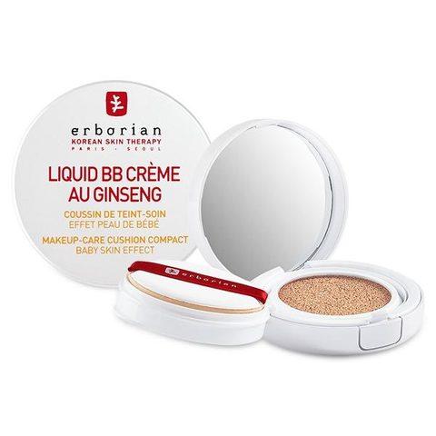 Erborian Ликвид BB крем кушон клаир Liquid BB Creme Au Ginseng Clair Make-Up Cushion Compact