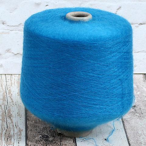 Мохер на шелке SESIA / VIVIENNE  850 темно-голубой