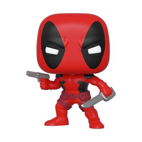 Фигурка Funko POP! Bobble: Marvel: 80th First Appearance: Deadpool 44154