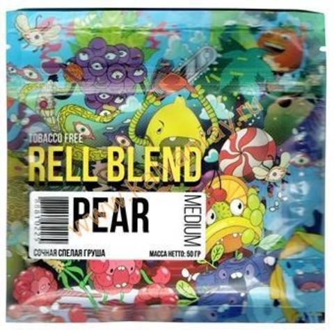 Бестабачная смесь Rell Blend - Груша