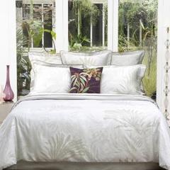 Постельное белье 2 спальное евро макси Yves Delorme Palmea
