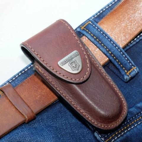 Чехол кожаный Victorinox 4.0533