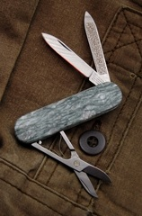 Нож-брелок Victorinox Andeer Granit, коллекционный