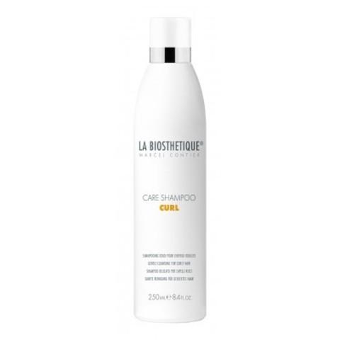 La Biosthetique Curl: Шампунь для кудрявых и вьющихся волос (Care Shampoo Curl), 250мл